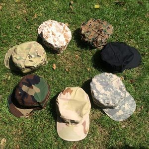High Quality Camouflage Hats